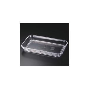 アクリル20cm長角トレー業務用料理道具・キッチン用品の専門店マタカツです。陶器、樹脂、木工などあらゆる器を扱っております。クリヤー|matakatsu