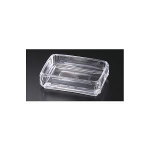 アクリル長角石鹸入れ業務用料理道具・キッチン用品の専門店マタカツです。陶器、樹脂、木工などあらゆる器を扱っております。クリヤー|matakatsu