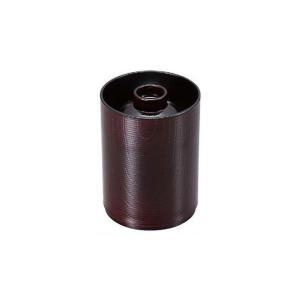 耐熱 筒型落し蓋箸洗椀 溜内黒|matakatsu