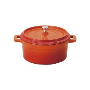 KOYO 鉄製鍋 ココット 13cmココット ベイクオレンジ matakatsu