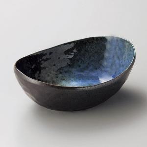 陶雅 森の湖楕円煮物鉢|matakatsu