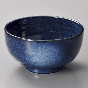 陶雅 コバルトうどん鉢|matakatsu