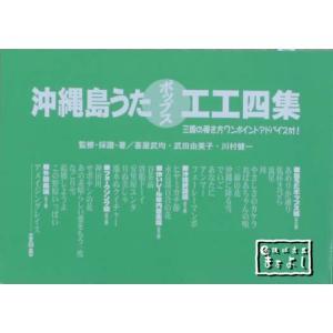 沖縄島うたポップス工工四集(緑) matayoshi34ten
