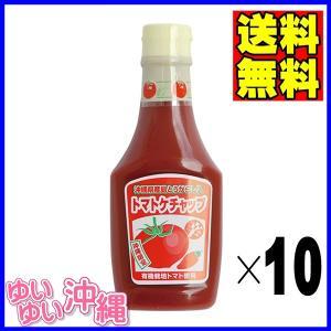 島とうがらし入 トマトケチャップ 300g×10本 matayoshiyakusouen