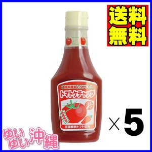 島とうがらし入 トマトケチャップ 300g×5本 matayoshiyakusouen
