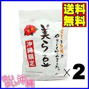 美ら豆 黒糖そら豆 (10g×8包入)×2個 matayoshiyakusouen