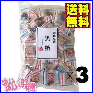 黒糖 (加工黒糖) 540g(約100個入)×3袋|matayoshiyakusouen