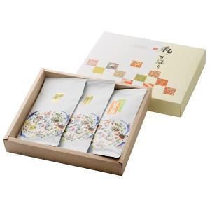 静岡県産煎茶・深蒸し茶と抹茶入り玄米茶の詰め合わせ(100g袋入×3) (贈り物 ギフト)|matcha