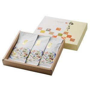鹿児島県産お茶詰め合わせ 煎茶・深蒸し茶・茎茶 100g袋入×3 贈り物 ギフト|matcha