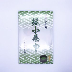紙小茶巾(濃茶用懐紙) (茶道具セット 茶道 薄茶用 抹茶 ギフト 贈り物)|matcha