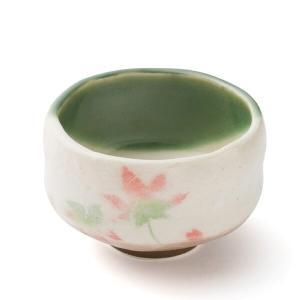 抹茶茶碗(もみじ) (茶道具セット 茶道 薄茶用 抹茶 ギフト 贈り物)|matcha