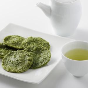 西尾の抹茶 海老煎餅とお茶の詰合せ (贈り物 ギフト 内祝い お菓子 お取り寄せ)|matcha