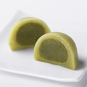 玄米茶大福(8個入) (贈り物 ギフト 和菓子 お取り寄せ)|matcha