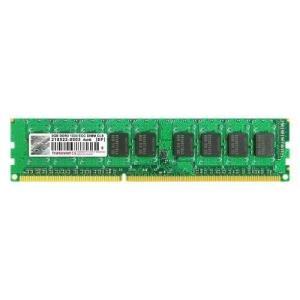 Transcend サーバー ワークステーション用メモリ PC3-10600 DDR3 1333 2GB 1.5V 240pin ECC DIMM TS256MLK72V3U|materialbeats