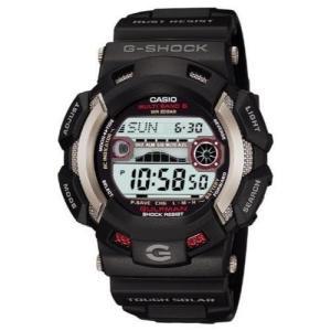 [カシオ]CASIO 腕時計 G-SHOCK ジーショック GULFMAN 電波ソーラー GW-9110-1JF メンズ|materialbeats