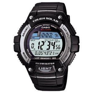 [カシオ]CASIO 腕時計 スタンダード CASIO SOLAR POWER SYSTEM タフソーラー W-S220-1AJF メンズ|materialbeats