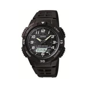 [カシオ]CASIO 腕時計 スタンダード CASIO SOLAR POWER SYSTEM タフソーラー AQ-S800W-1BJF メンズ|materialbeats