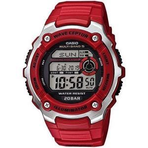 [カシオ]CASIO 腕時計 スポーツギア 電波時計 WV-M200-4AJF メンズ|materialbeats