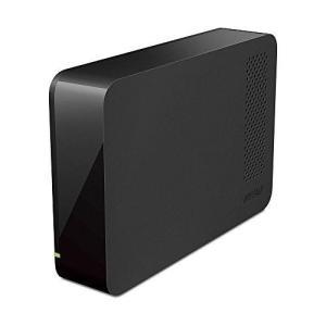 ●商品名:BUFFALO USB3.0用 PC/家電対応 外付けHDD 1TB ブラック HD-LC...