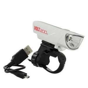 ●商品名:キャットアイ(CAT EYE) LEDヘッドライト VOLT200 HL-EL151RC ...