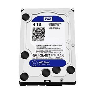 """(国内代理店品)WD 内蔵HDD Blue 3.5"""" 4TB SATA(6Gb/s) 64MB 5,..."""