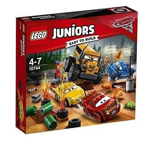 レゴ (LEGO) ジュニア ディズニー カーズ サンダーホローのクレイジー8レース 10744|materialbeats