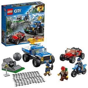 ●商品名:レゴ(LEGO) シティ 山のポリスカーとポリスバイク 60172  ●JANコード:57...