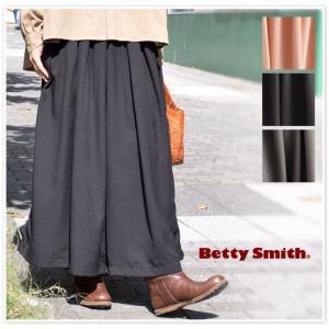 パンツ レディース Betty Smith ベティスミス タ...