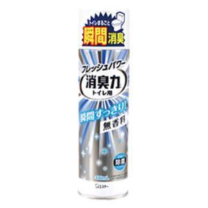 消臭力トイレ用スプレー 無香料/ エステーの関連商品3