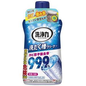 洗浄力 洗たく槽クリーナー(550g)/ エステー