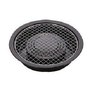 【商品詳細】●カセットこんろで使う網焼き器です。●炎で焼くのではなく、輻射板を使って輻射熱で焼くので...