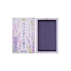 (送料無料)(まとめ買い・ケース販売)カメヤマ 花げしき ラベンダーの香り ミニ寸(100個セット)/ カメヤマ|matinozakka