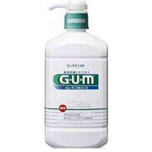 GUM ガム デンタルリンス レギュラータイプ 960mL/ サンスター|matinozakka