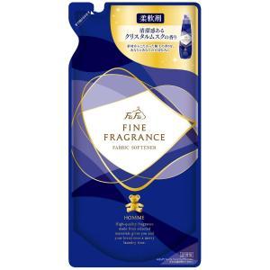 ファーファファインフレグランス柔軟剤 オムの香り 詰替 500ml/ NSファーファ matinozakka