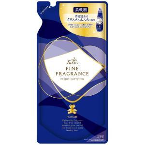 (送料無料)(まとめ買い・ケース販売)ファーファファインフレグランス柔軟剤 オムの香り 詰替 500ml(16個セット)/ NSファーファ|matinozakka