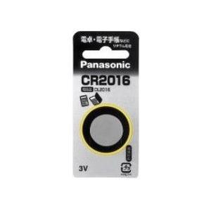 パナソニックリチウムコイン電池CR2016P(1個入)/ パナソニック