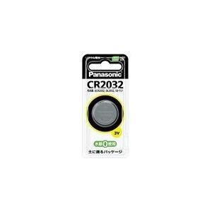 パナソニックリチウムコイン電池CR2032P(1個入)/ パナソニック