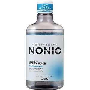 【品名】 NONIO ノニオ マウスウォッシュ クリアハーブミント(600mL)   【商品詳細】 ...