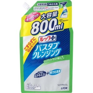 【商品詳細】 ●浴槽全体にシューッとミストを吹きかけ、60秒後にシャワーで流すだけで、浴槽をこすらず...