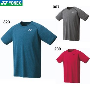 ヨネックス YONEX ユニセックス(フィットスタイル)ドライTシャツ 16380Y バトミントン&ソフトテニス ウエア matsubarasports