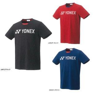 ヨネックス YONEX ドライTシャツ(フィットスタイル)半袖シャツ 16416 テニス バドミントン ウエア matsubarasports