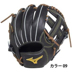 ミズノ フィンガーコアテクノロジー 硬式用【K型:サイズ9】 1AJGH18113(09/52) 野球&ソフトボール|matsubarasports