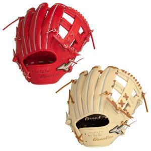 ミズノ グローバルエリート 限定 5DNAテクノロジー 内野手用 1AJGH23213 野球 硬式用 グラブ matsubarasports