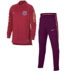 ナイキ NIKE FC バルセロナ Dri-FIT スクワッド 894401-691 サッカー ウエア ジュニア 上下セット トレーニング matsubarasports