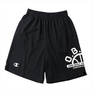 チャンピオン キッズ プラクティスパンツ 19FW CKQB514-090 バスケットボールウェア|matsubarasports
