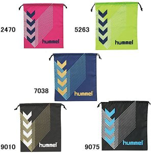 ヒュンメル  hummel マルチバッグ  HFB7060 サッカー その他バッグ・ケース|matsubarasports