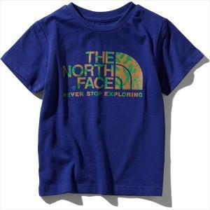 ノースフェイス ショートスリーブカクタスドームティー(キッズ/ベビー) NTJ31935-AB 半袖Tシャツ matsubarasports