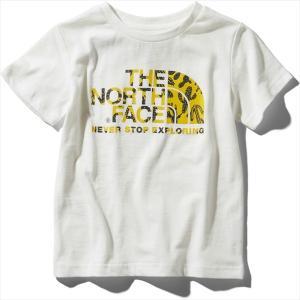 ノースフェイス ショートスリーブカクタスドームティー(キッズ/ベビー) NTJ31935-W 半袖Tシャツ matsubarasports