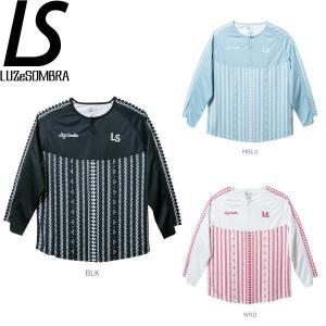 ルースイソンブラ LUZ e SOMBRA TRIBAL ONE LONG GAME-SHIRT( トライバルワンロングゲームシャツ) O1911007 フットサル ウエア|matsubarasports