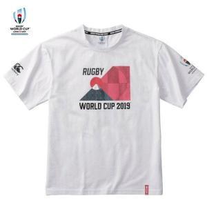 カンタベリー RWC2019 VWD39422-10  半袖Tシャツ カンタベリーオフィシャルライセンス商品|matsubarasports